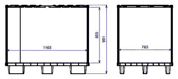 Pallet pack dimensions (1)