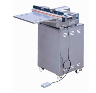 Stand-attached vacuum sealer AZ450
