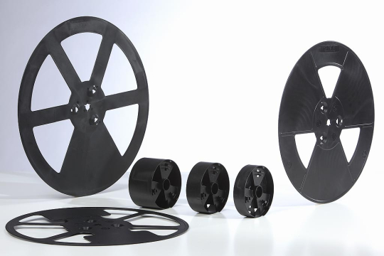 Some more plastic reels